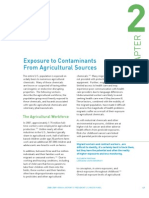 Cancer Peport (President's Cancer Panel) Chapter.2 Agricultural Sources