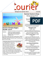June 2016 Courier