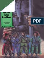 o homem da mascara de ferro