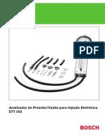 Manual ETT 202 Pressao de Combustivel