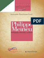pedagogia, filosofia