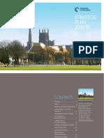 University Worcester Strat Plan 2013 18