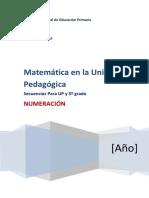 Ejemplos Secuencias Matematica