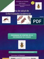 Programa de Chagas y Esquitosomiasis