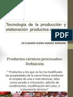 12. Unidad III. Tecnología en La Elaboración de Productos Cárnicos 2
