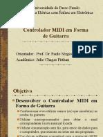 Apresentação Final PFG Julio - 2010