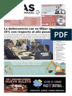 Mijas Semanal Nº687 del 27 de mayo al 02 de junio de 2016