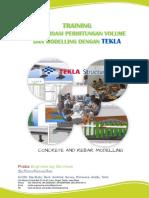 2016 Materi Training Tekla Structure