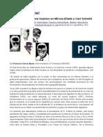 Francisco Garcia Bazon - René Guénon Em Eliade e Schmitt