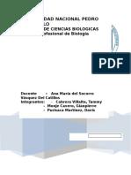 Informe Analisis Clinico I