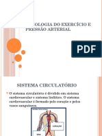 Fisiologia e Pressão Arterial