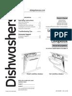 GDT550HGD Owner's Manual