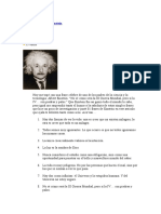 81 Frases de Albert Einstein