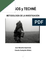 Logos y techne. Juan M y Claudia H.  Marzo 2016(1).pdf