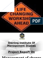 Management of Change1