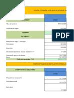 importación y exportación proceso DFI