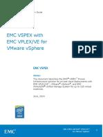 VSPEX with VPLEXve
