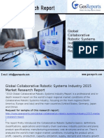 Global Collaborative Robotic Systems Industry