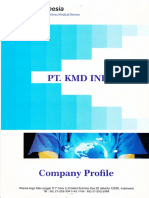 KMD Indonesia Company Profile