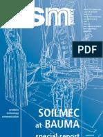 SMJ Special Report Bauma 2010