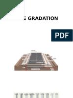 Size Gradation