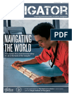 The Navigator - Issue 1 the Role of the Navigator