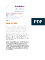 Watson Works Blog 11 Storytelling Part 5 Tale Power
