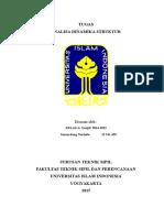 Tugas LO1 Analisis Dinamika Struktur