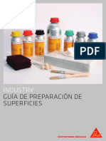 Guía de Preparación de Superficies Industry