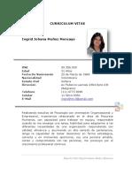 CURRICULUM VITAE Atencion Al Cliente