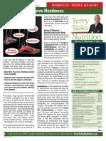 Neuropathy – Nerve Numbness