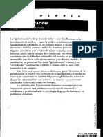 La Globalizacion Zigmunt Bauman