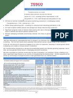 Interim 2015-2016 Results Statement