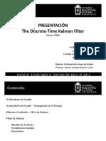 1. Presentación Filtro de Kalman