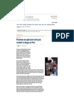 Aplicación Móvil Dengue Perú