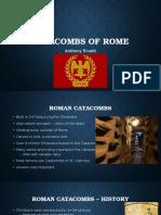 latin catacombs