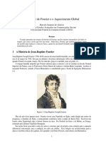 Aquecimento Global Fourier