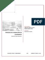 informe arquitectura 2