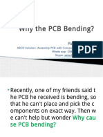 Why the Pcb Bending