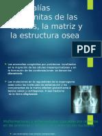 Anomalías Congénitas de Las Células, La Matriz Pato