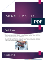 Estomatitis Vesicular Expo