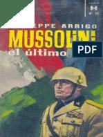 Mussolini_ El Ultimo Dux - Giuseppe Arrigo.pdf