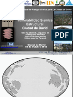 Ur Panama - Vulnerabilidad Sismica Estructural_david_2012 Version Final