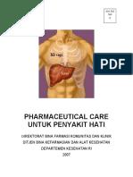 Pharmaceutical Care Untuk Penyakit Hati