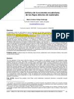 Lectura 4 - Estructura Biofísica de La Economía Ecuatoriana