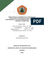 Perbandingan Keberhasilan Perawatan Pulpotomi Vital Dengan Bahan Pasta Formokresol, Kalsium Hidroksida, Mta (Mineral Trioxide Aggregate)