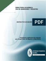 Instructivo Posgrado 2016-II(1)