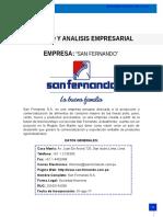 Estudio y Analisis Empresarial