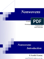 1.Nonwovens Introduction
