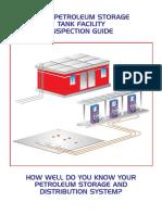 Petroleum Tank Facility Inspection Guide 2005